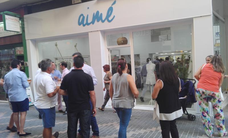 aimé inaugura una nueva tienda en Mérida con récord de visitas y ventas