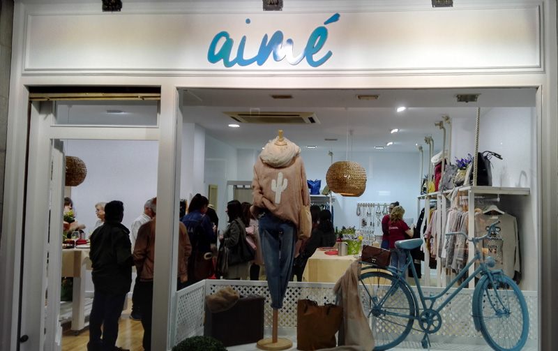 aimé abre una nueva tienda en Don Benito (Badajoz)