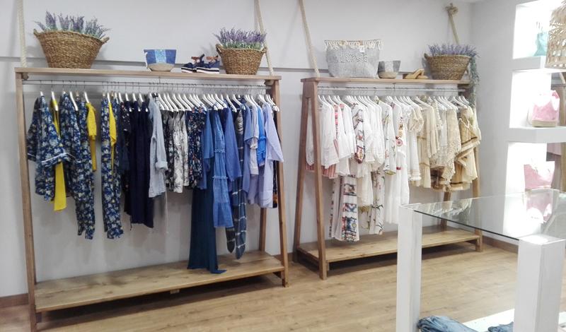 aimé inaugura una tienda en el centro de Andújar (Jaén)