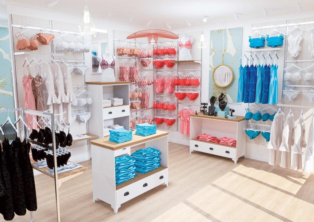 aimé abrirá una tienda de lencería en Portugal a principios de Diciembre