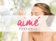aimé lanza una nueva linea de cosmética y perfumes a granel