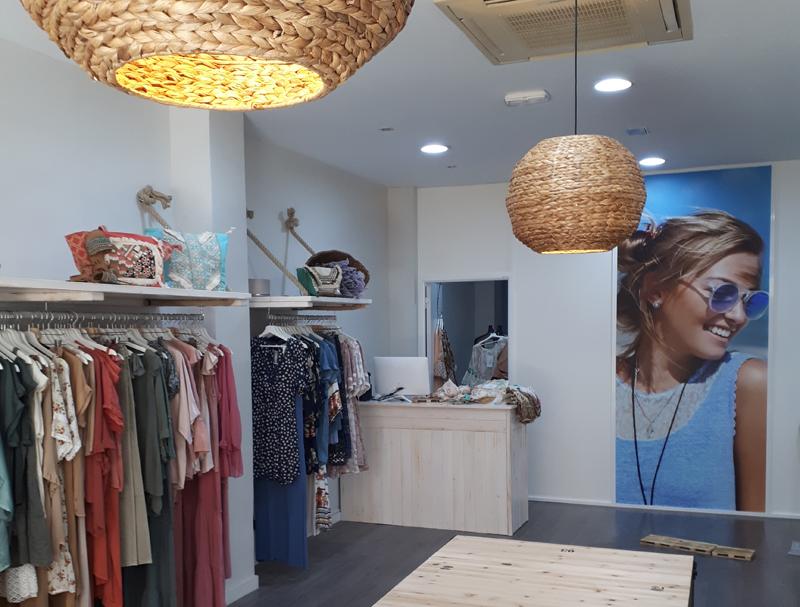 aimé inaugura otra tienda en Valencia (La Eliana)