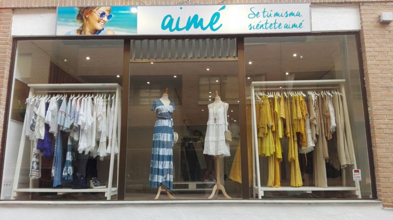 La franquicia aimé inaugura una nueva tienda en Segovia