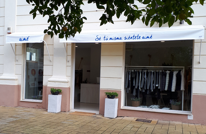 aimé inaugura una nueva franquicia en Jerez de la Frontera