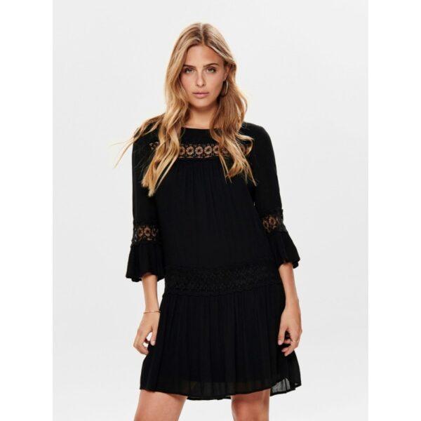 onflare-short-dress-negro